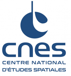 logo Centre National d'Etudes Spatiales